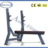 Gym Machine Olympic Incline Bench with Weight Storage Equipment