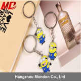 High Quality with Competitive Price Metal Keychain Minion for Promotion