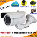 Varifocal 1.0 Megapixel IP CCTV Cameras Suppliers