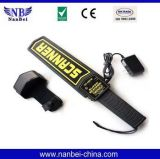 Public Safety Security portable High Quality Metal Gold Detector