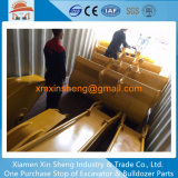 Excavator Bulldozer Machining Standard Grab Heavy Duty Bucket for Shantui Atlas Liebherr Parts