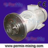 Dispersing Mixer (Bottom entry mixer, PS series)