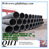 Q235B Schedule 40 Carbon ERW LSAW Welded Black Round Steel Price Per Piece
