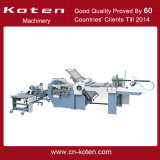 Paper Folding Machine with Electrical Knife Control (ZYH-E Series)
