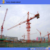 Tavol Brand Tower Crane for Construction, China Self Erecting Tower Crane