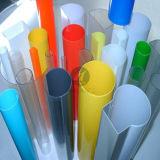 Various Shapes of PC Plastics PMMA Pipes Acrylic Tubes
