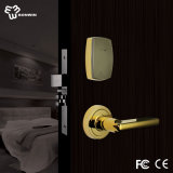 Luxurious Swipe Card Elevtronic Mortise Door Lock