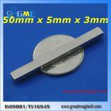 F50X5X3mm NdFeB Rectangular Cuboid Magnet