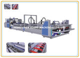 High Speed Automatic Corrugated Carton Box Folder Gluer