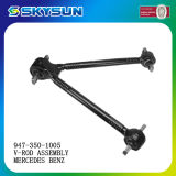 Truck Auto Parts 9473501005 V-Rod Assembly for Mercedes Benz