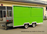 Best Selling High Speed Food Cart with Draw Bar