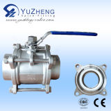 Stainless Steel Ball Valve with Separate Seal