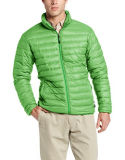 Mens Lightweight Padded Polyester Jacket, Winter Jacket