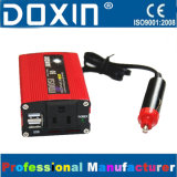 DOXIN new design DC12V to AC110V 150W mini power inverter with dual USB and external fuse
