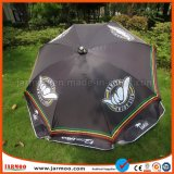 Outdoor Sun Umbrella with Logo Printing for Advertising