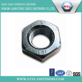 DIN934/A563 Grade 8.8/10.9 Zinc Plated/HDG Hex Head Nut