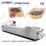 Top Quality Donuts Snack, Bread with Sauce Packaging Machine