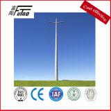 3mm Thickness Galvanized 9m 10m Utility Pole
