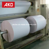 Sustainable Green Printing Self Adhesive Thermal Paper Jumbo Roll Shipping Labels Logistics Label