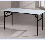 Good Quality Hotel Banquet Rectangular Foldable Table