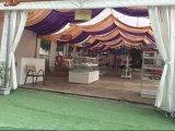 Aluminum Clear Roof Marquee Party Tent