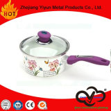 High Quality Hot Sale Stainless Steel Cookware Chinese Milk Pan