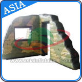 Air-Tight Tactical Wall Bunkers, Inflatable Paintball Obstacle for CS Game