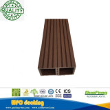 Durable Exterior Wood Plastic Composite Decking for Fence/ Rail Use
