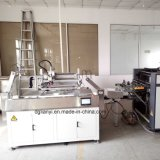 Automatic Flatbed Rotary Screen Printer for Paper