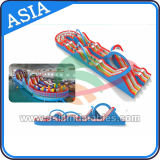 Event Insane Crazy Commercial Inflatable Obstacle Course Races