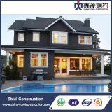 Modern Portable Modular Prefab Light Steel Prefab House as Villa