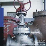 Gear Box Operated Cast Steel Globe Valve