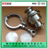 Dn40 Stainless Steel Ss304 Sanitary Tri Clover Nrv Check Valves