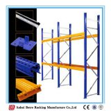 Nanjing China Cold Storage Heavy Duty Steel Pallet Racking System