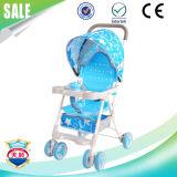 2017 Plastic Seat China Baby Stroller Madein China