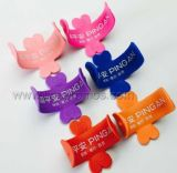 Novelty It Promotional Gift Cheap Mobile Silicone Snap Stand