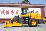 Heavy Duty Shandtui Wheel Dozer Bulldozer with 162 Kw Engine