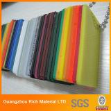 Color Acrylic Plastic Sheet/Plexiglass Perspex Acrylic Plate