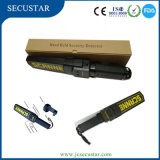 Supper Scanner Hand Held Metal Detector From Security Equipment Manufacturer