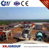 100-1800tpd Gold Ore Mine Gravity Equipment Ball Mill, Gold Ore Exaction Processing Equipment
