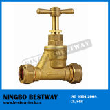 Brass Water Stop Cocks Direct Factory (BW-S10)