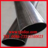 Welded S235jr S235j2 Elliptical Steel Pipe for Building