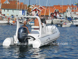 Liya Marine Ships for Sale 19ft Console Folding Rib Boat
