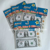 U. S. Coin & Bills Teaching Paper Craft / Teaching Paper Playing Dollars