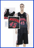 Mens Wholesales Price High Quality Sublimation Best Basketball Uniform