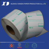 One Color Printed Thermal Label Rolls