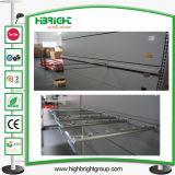 Heavy Duty Display Hanging Hook for Supermarket Shelf Loading Bar