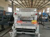 UV SMC FRP Pipe Repair Sheet Production Machine with Formula