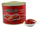 Star Brand Organic 2200g Canned Tomato Paste with High Quality
