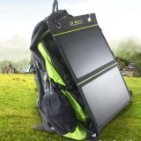 Factory Original Solar Mobile Phone Power Bank Charger 10W 5V/2000mA